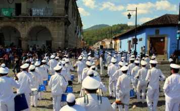 Patron Saint Festivities, Antigua Guatemala