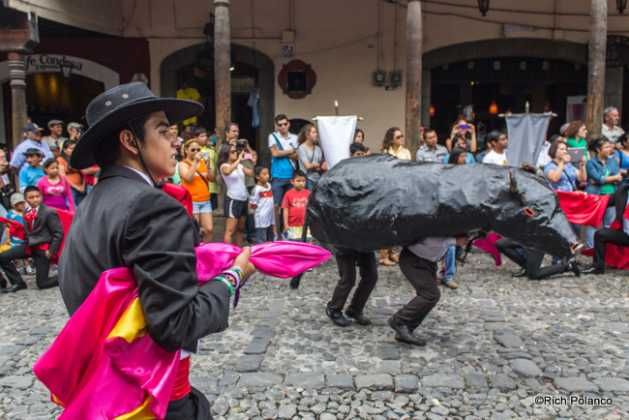 bullfighting in antigua guatemala