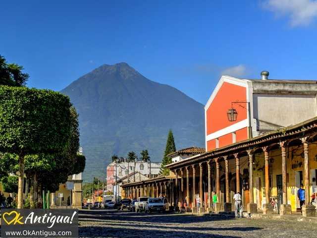 Antigua Guatemala weather