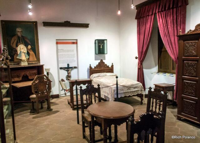 Marroquin's bedroom