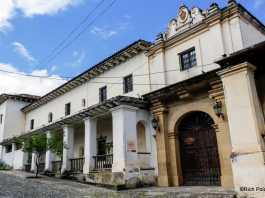 Palacio del Obispo, Antigua Guatemala, San Juan del Obispo Guatemala