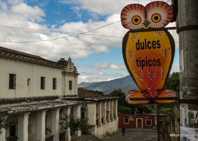 Dulces Tipicos, San Juan del Obispo