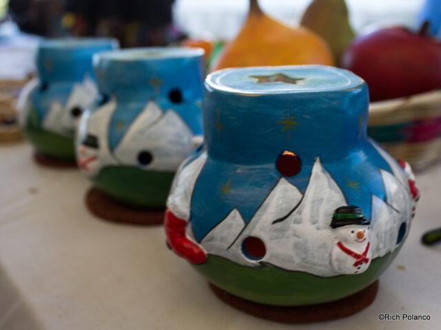 handmade candle lanterns