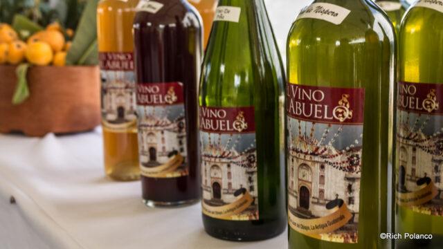 Vinos del Abuelo - nispero wine