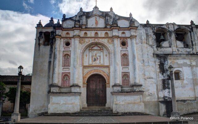 Iglesia San Juan del Obispo, Antigua Guatemala