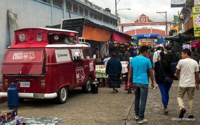 Shtilero in Santiago Sacatepequez