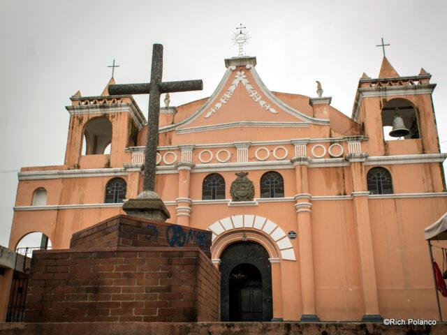 Santiago Sacatepequez church