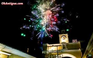 New Year's Eve Antigua Guatemala