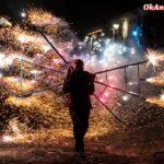Quema de Toritos y Alas New Year's Eve Antigua Guatemala