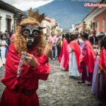 Moros y Cristianos Antigua Guatemala