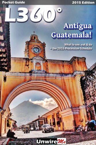 antigua guatemala pocket guide