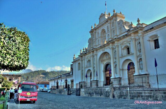 Catedral San Jose Antigua Guatemala