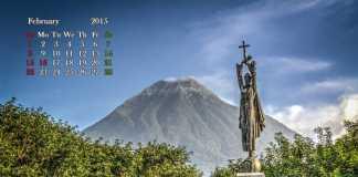 Hermano Pedro statue, Antigua Guatemala