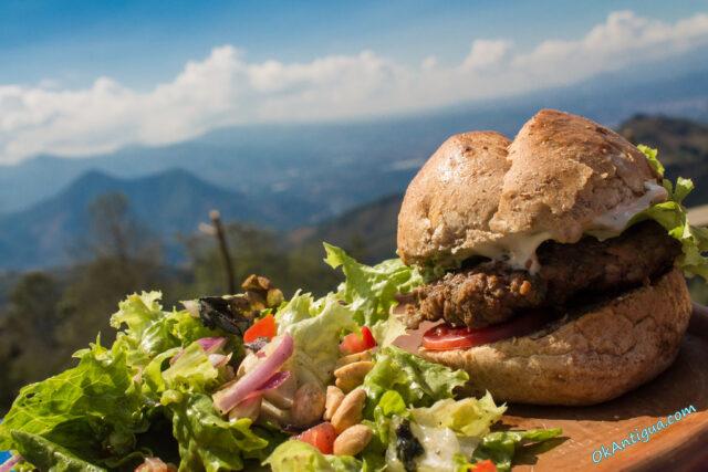 Hobbitenango Restaurant Guatemala