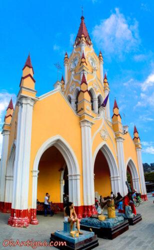 Lent Antigua Guatemala
