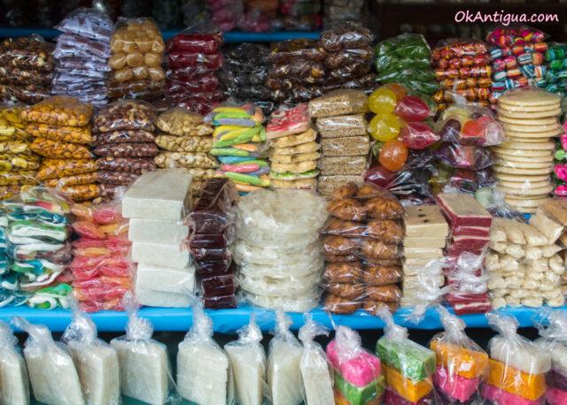 Traditional Guatemalan Sweets