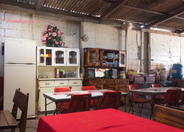 comedor en San Felipe