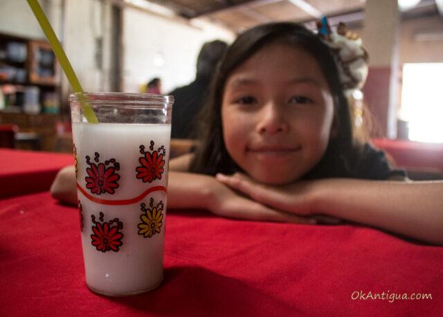 Guatemalan horchata