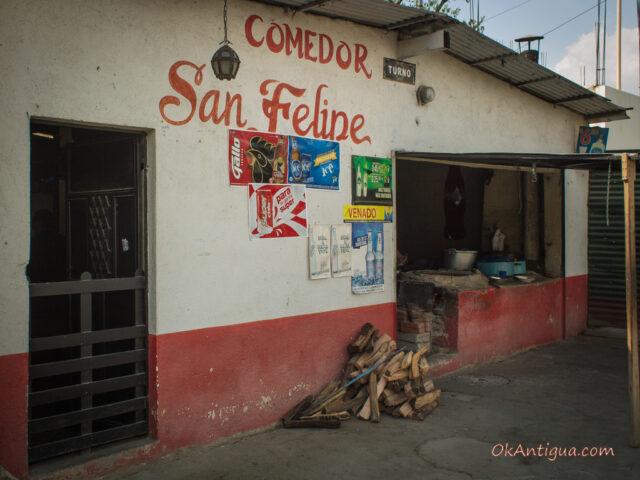 Comedor San Felipe