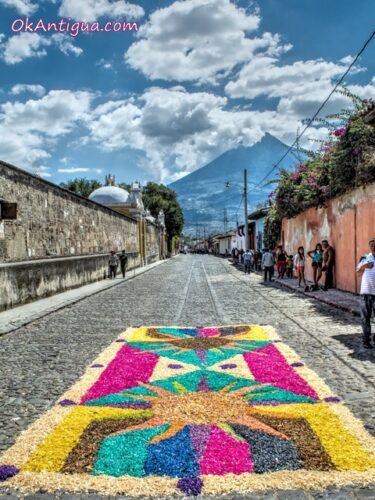 Alfombra at Calle de los Pasos