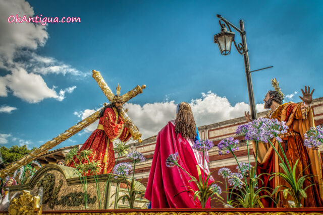 Santa Catarina procession