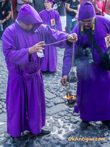 Incense bearers