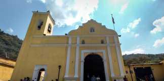 Santa Ines church Antigua Guatemala