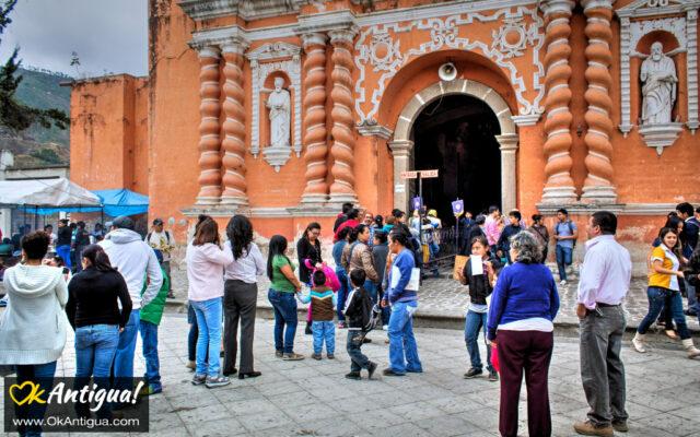 Velacion Jocotenango Guatemala