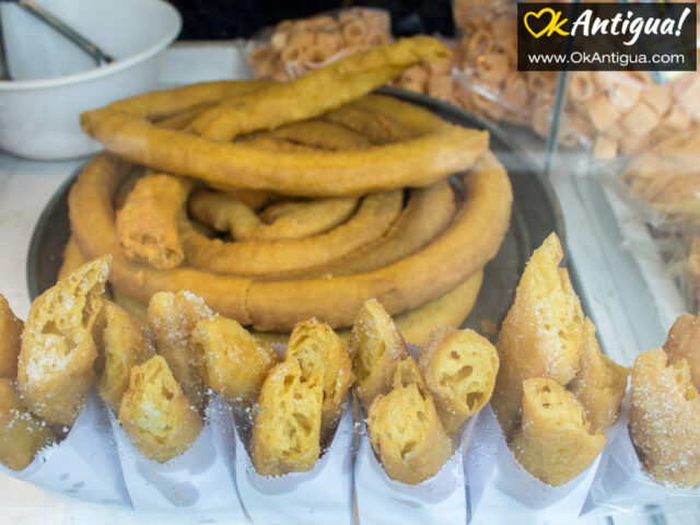 Antigua Guatemala Street Food