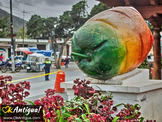 Jocotenango Antigua Guatemala