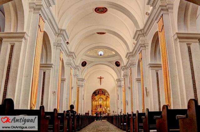 Atrium, La Merced Church