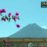 Convent La Merced Antigua Guatemala