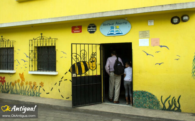Open Windows Antigua Guatemala