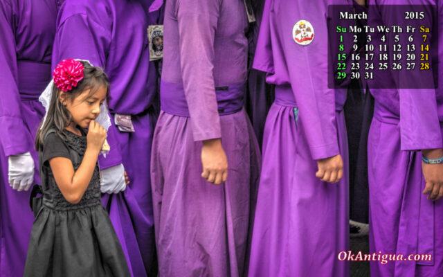 Traditional procession attire