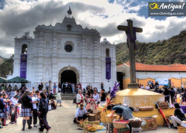 Velacion Santa Ana Guatemala