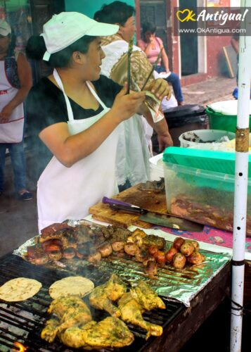 Santa Ana Antigua Guatemala