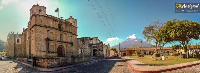 Escuela de Cristo Antigua Guatemala