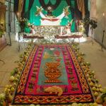 vigil, Santa ana church antigua guatemala