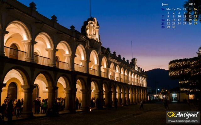 Captain-Generals Palace Antigua Guatemala