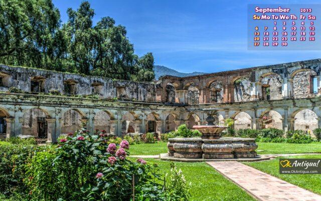 Santa Clara Convent in Antigua Guatemala