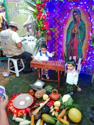 Virgen de Guadalupe Antigua Guatemala
