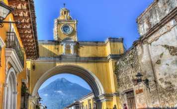 Santa Catalina Arch Antigua Guatemala