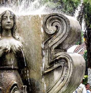 Antigua Guatemala Central Park