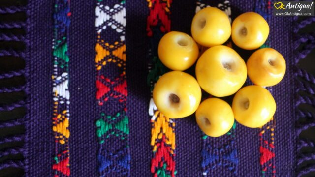nance guatemala yellow cherry