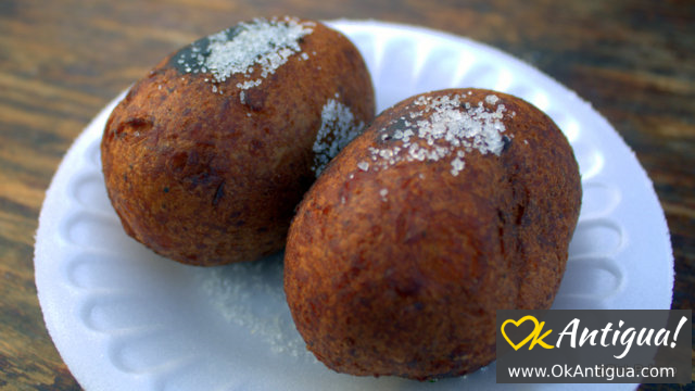 rellenitos from Guatemala