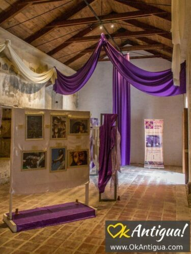 photo exhibit, Museo de la Semana Santa